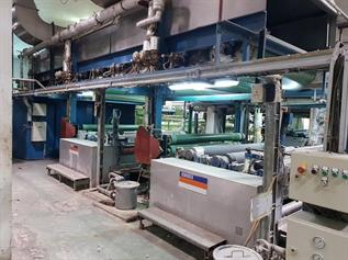 Used Direct Warping Machine