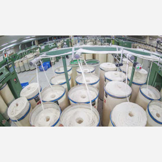 Used Cotton Spinning Plant