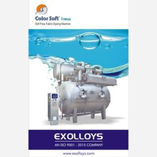 HTHP Soft Flow Dyeing Machine