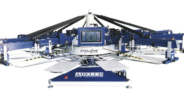 Automatic Screen Printing Press Machines
