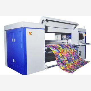 Digital Textile Belt Printer