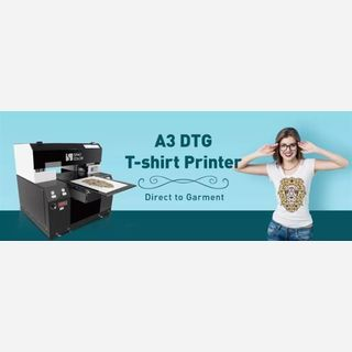 Direct to Garment Printer