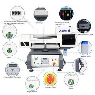 DTG Textile Printer
