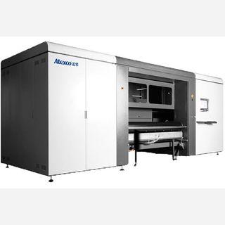 Direct Textile Printing - D series Machine