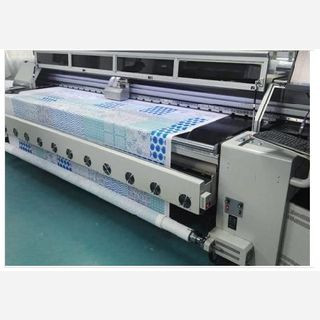 High Speed Home Textile Fabric Printers