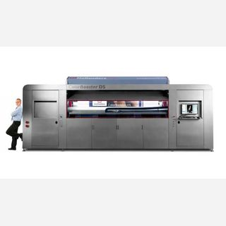 Double-Sided Textile Printer