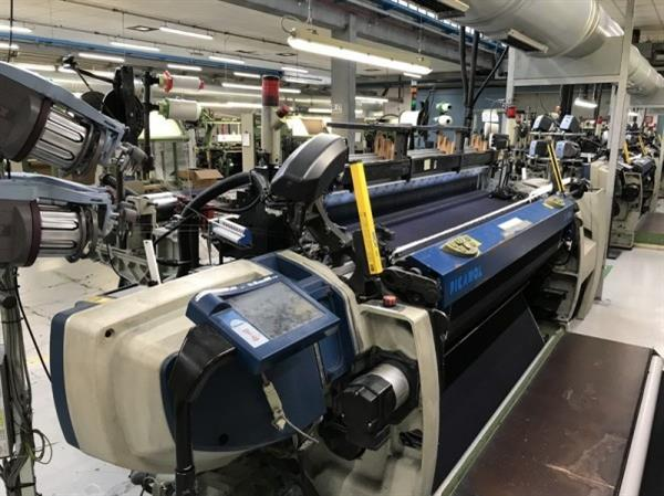 Used Picanol Optimax Weaving Machine