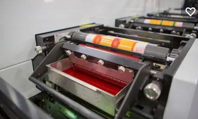 Used Rotary Printing Machine