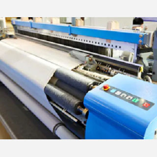Rapier Loom Weaving Machine