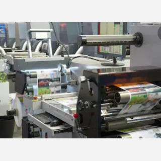 Used Roll Printing Machine
