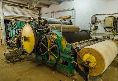 Wool Processing Line