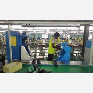 Shoes Making Machine-Leather & Footwear Machinery
