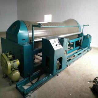 Old Direct Warping Machine