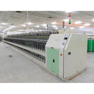 Used Spinning Machinery Set