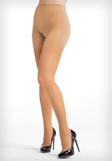 Polyester spandex Pantyhose in Black, Camel Color etc.