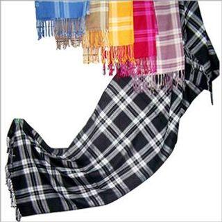 Cashmere, Pashmina, Silk , Mix color