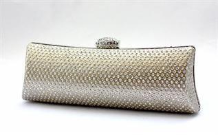 Ragzine, Fabric, Silver, Gold, White