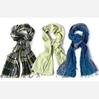 Silk and Linen, Blue, Black, White, Multi & Others