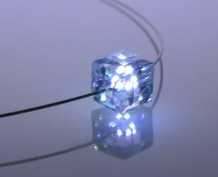 Crystal, Blue