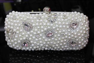 Pearls Studded , White, Multi, Cream Colors