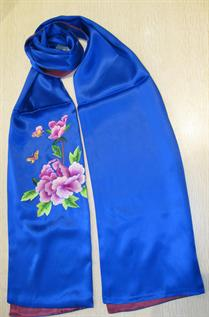 100% Natural Silk, Red, Blue, Pink, Green, Yellow, Black, Brown