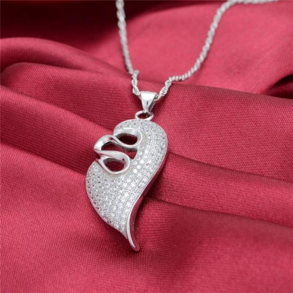 High quality fashion chandelier 925 solid silver Pendant
