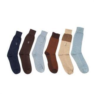 Cotton, Bamboo, Blue, Black, Brown, Green