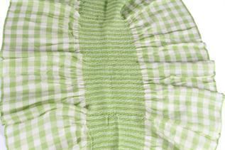Rayon Lycra, Green