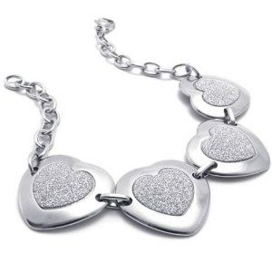 Sterling Silver, White, Gold, Silver, Pink, Blue, Black