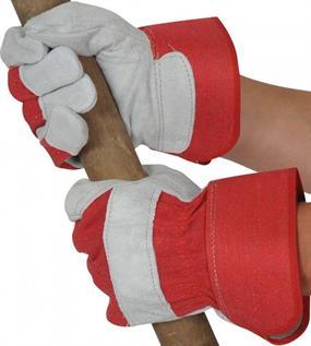 100% Cotton, Red Wrist
