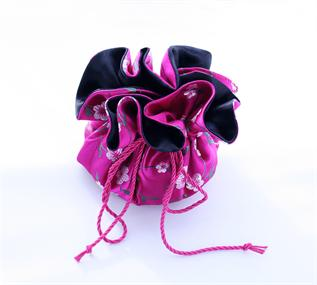 100% Polyester, Nylon, Pink, Red, Blue