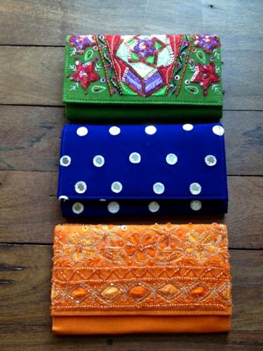 Hand Made Bandana Wallets