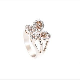 Women's crystal ring wholesale made in China