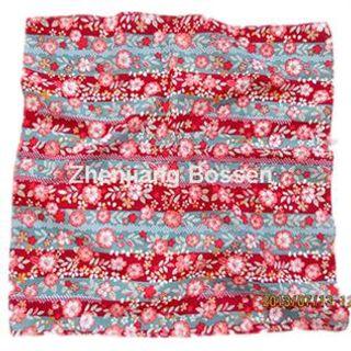 Floral Pattern Design Pure Cotton Women's Handkerchief