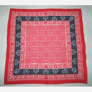 100% Cotton, Red