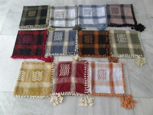 100% Cotton, White, Maroon, Black, Cheks, Multi colors