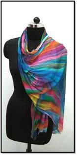 Polyester, Cotton, Viscose, Wool, Multi colors