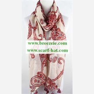 100% Viscose / 100% Linen / 100% Cotton / Polyester + Viscose / 100% Acrylic / 100% Polyester, Multiple colors