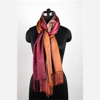 100% Pashmina, Wool, Silk, Cashmere, Black, Blue, Red, Multi Color