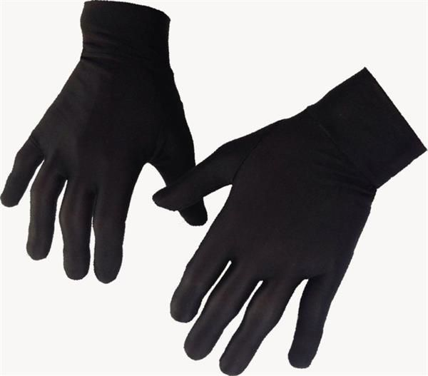 Mens Silk Gloves for motorcycle