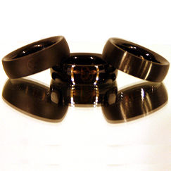 mens ceramic ring