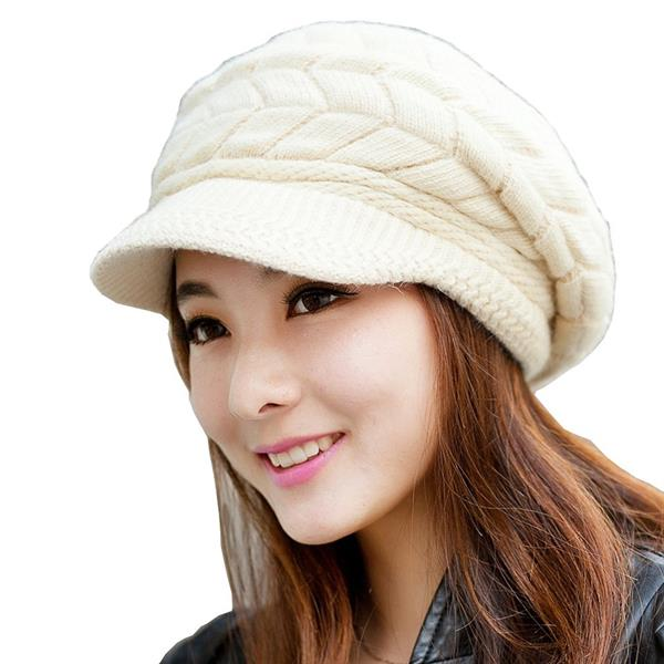 Womens Wool Caps