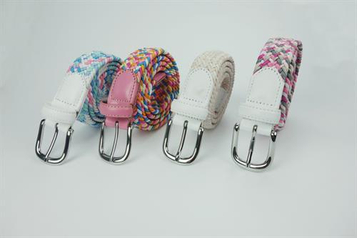 Woven Elastic Belts