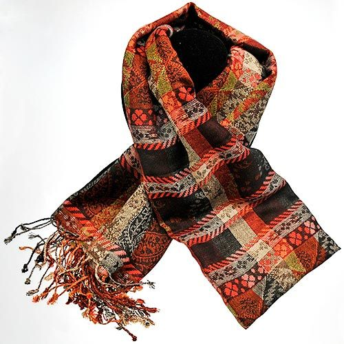 Ladies Handcrafted & Handloom Scarves