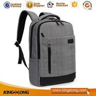 men linen backpack