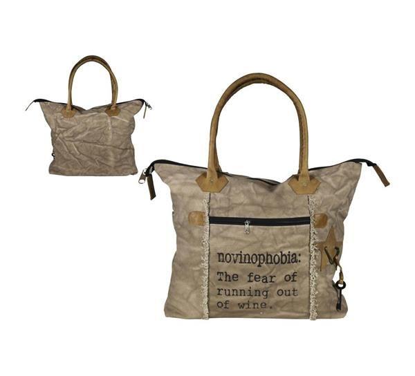 Ladies Canvas Bags