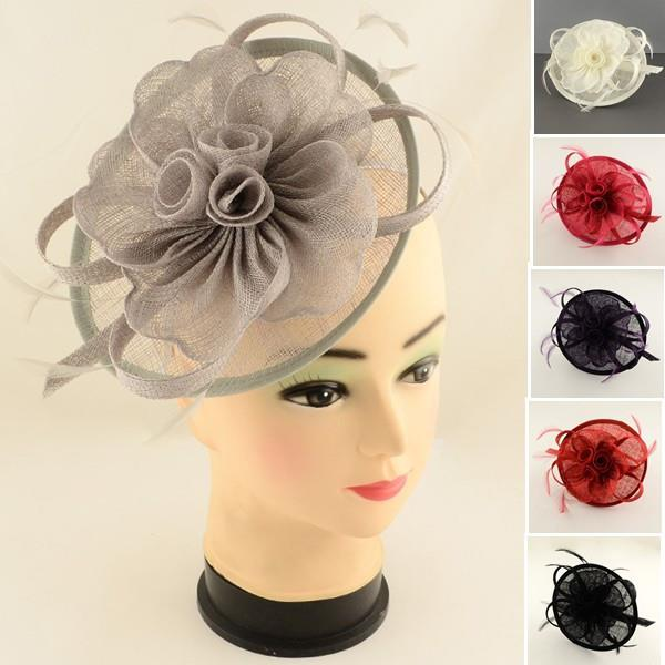 Ladies Wedding Hats