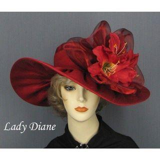 Ladies Ascot Hats