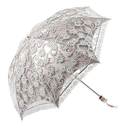 Japanese Embroidery Umbrella