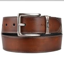 Men's Leather Belts.